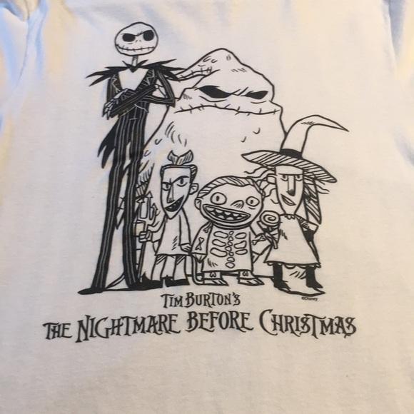 Tim Burton shirt